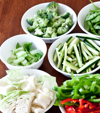 wok-prepe